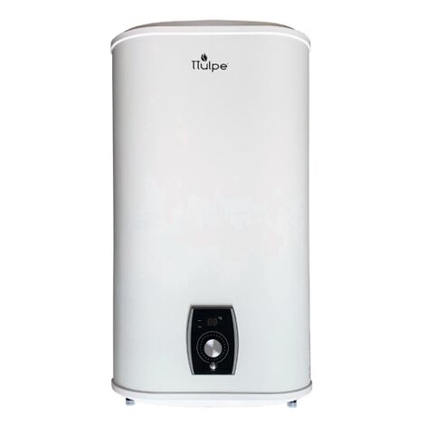 TTulpe Smart Master 50 - flat electric storage water heater with smart control