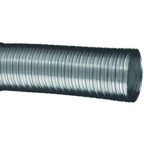 Tubage Flexible inox (au mètre)