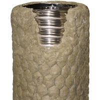 Tubage TEN LISS pré-isolé en inox O 200 (7m)
