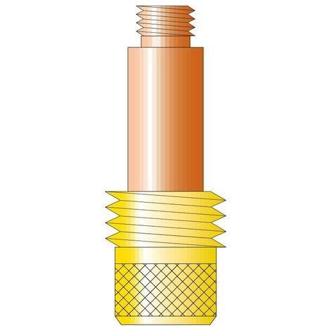 Tube contact Gaslinse D:1,6,45V25 (Par 10)