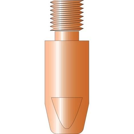 Tube contact M8 1,2mm E-Cu MB400/500 (Par 10)
