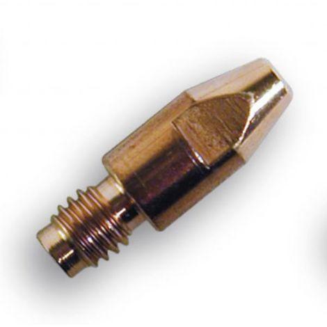 Tube contact pour torches - plusieurs modèles disponibles