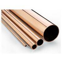 Tube cuivre écroui pour chauffage et eau chaude sanitaire 10/12 barre de 5 mètres