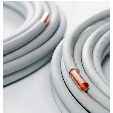 Tube cuivre WICU Non Sanco - Diamètre 16 mm - la couronne de 25 m