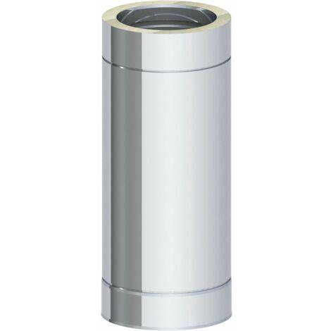 Tube de fumées 150 x 500 mm