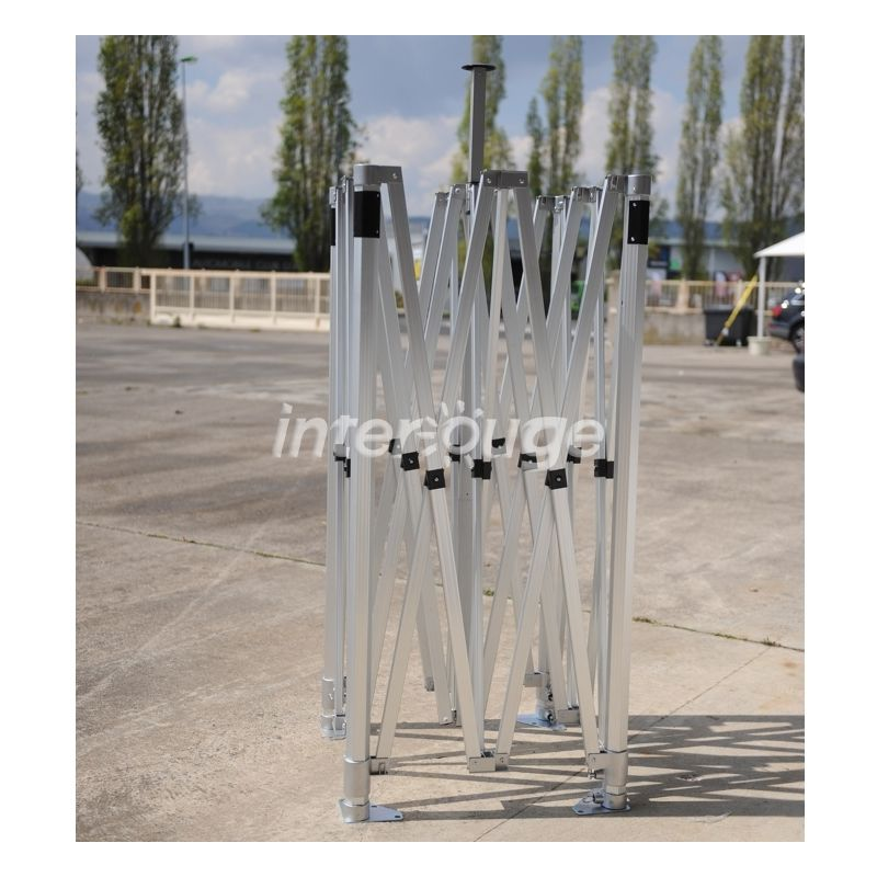 Tube De Tp Structure En Aluminium De 40 Mm - INTEROUGE