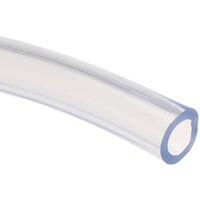 Tube flexible RS PRO 10mm x 16mm, 25m, Non renforcé