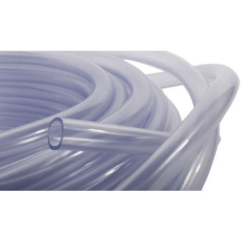 Tuyau PVC transparent 25mm