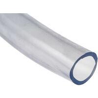 Tube flexible RS PRO 25mm x 31mm, 25m, Non renforcé