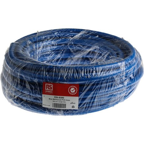 Tube flexible RS PRO 8mm x 13.5mm, 25m renforcé