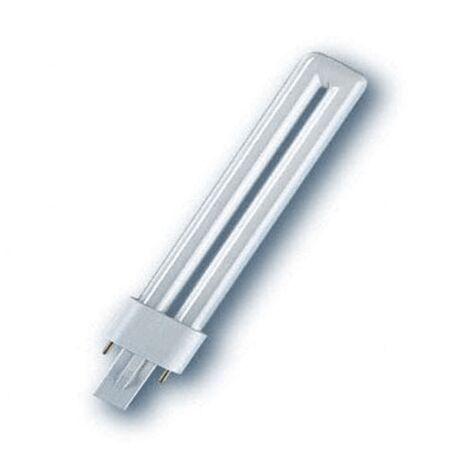 Tube Fluorecent G23 11w DULUX S 11 W/840 Pour HOTTE