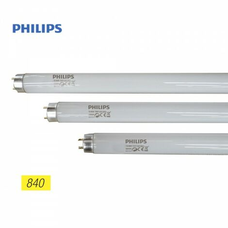 Tube fluorescent Master TL-D Super 80 - G13 - Lot de 25 - Philips