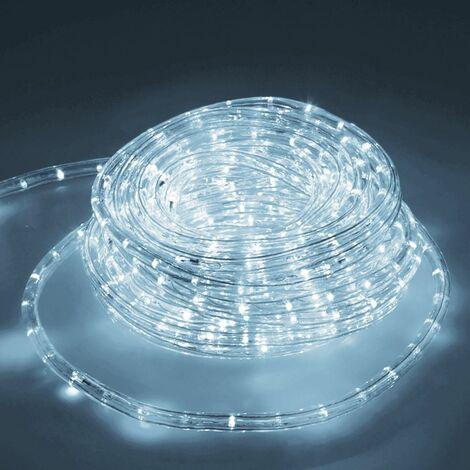 Tube LED Luminaires tube blanc froid tuyau Chaine IP44 20m