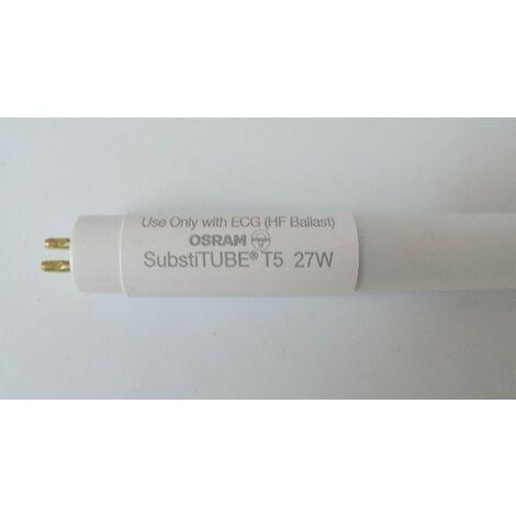 Tube LED T5 SubstiTube 27W 4000K 4100lm 1150mm pour ballast HF LEDVANCE 819092