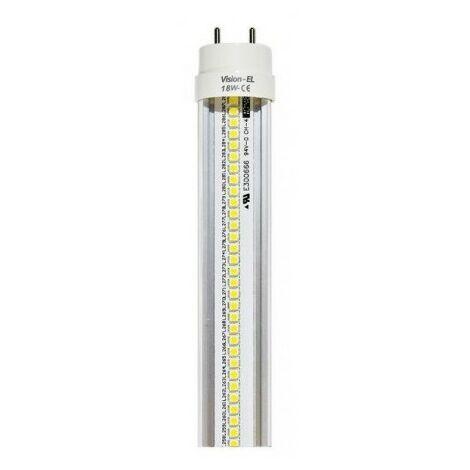 Tube LED T8 1500 mm - 24W - 6000K - Lot de 10