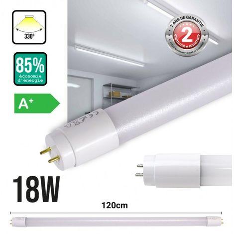 Tube LED T8 18W 120cm