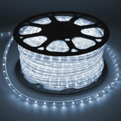 """main image of """"Tube lumineux LED allumée tuyau lumière du tube IP44 refroidir blanc 30m"""""""
