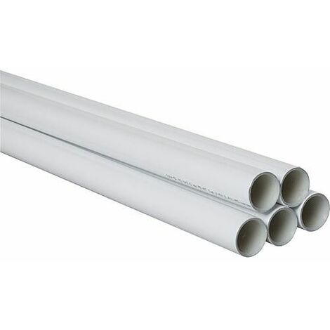 Tube multicouche 26 x 3,0 mm, PE-RT Barre de 5 m / Paquet de 90 m