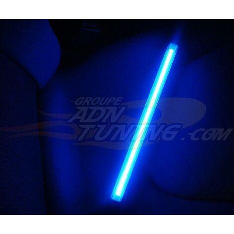Tube Neon - 20cm - Bleu - 12v Generique