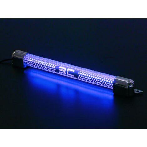 Tube neon - AIR METAL - 30cm bleu - 12v