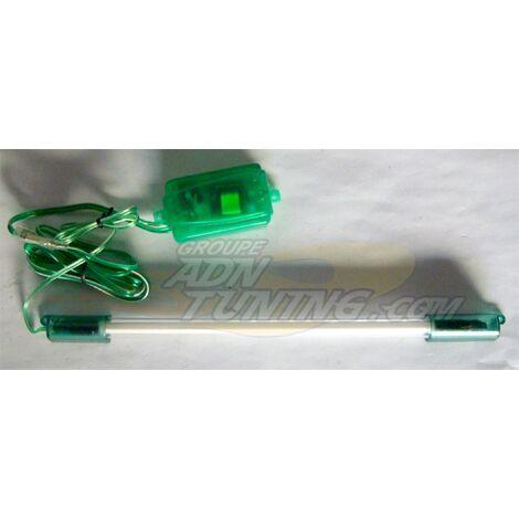 Tube Neon cathode froide - Vert - 25cm - 12V Generique