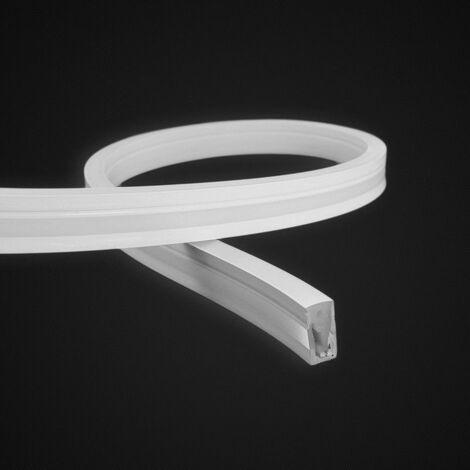 Tube néon flex moyen pour ruban LED - latéral – L1020