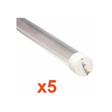 Tube Néon LED 150cm T8 24W (Pack de 5)