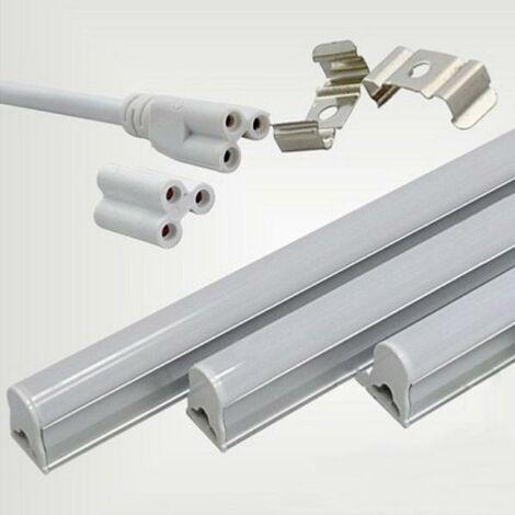 Tube Néon LED 90cm T5 14W - Blanc Neutre 4000K - 5500K