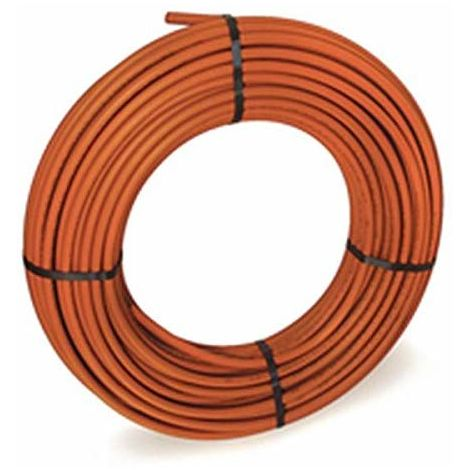 tube per nu rouge - comap betapex-retube - 12 x 1.1 - couronne de 200 mètres