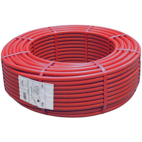 Tube PER nu rouge O13x16 - 240ml