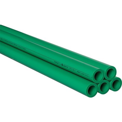Tube PPR Aqua-Plus d 20 x 3,4 mm 25 barres de 4 m