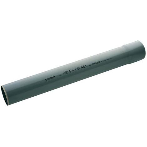 Tube pvc evac nfe+nfme 140/3 2