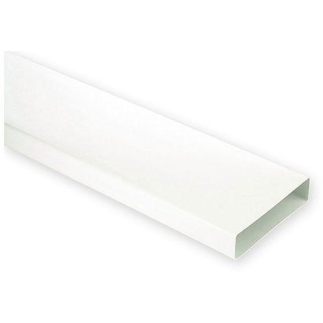 """main image of """"Conduit et accessoires PVC rigides ultra plats 55x220 TUB-PLA"""""""