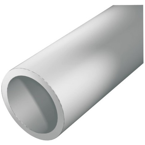 """main image of """"Tube rond alu 1000/6x1mm argent"""""""