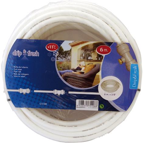 Tuberia Nebuliz Rollo Drip 3/8 - AQUACENTER - C5108 - 6 M