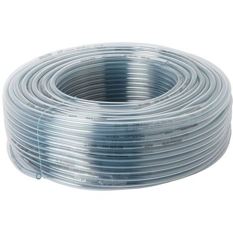 Tubería transparente para desagüe aire acondicionado -Disponible en varias versiones