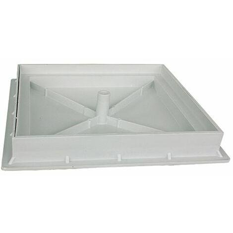 POMPA ad Aria Distributore Aria Pressione BARATTOLO uscite in plastica 4 mm tubo dell/'aria acquario