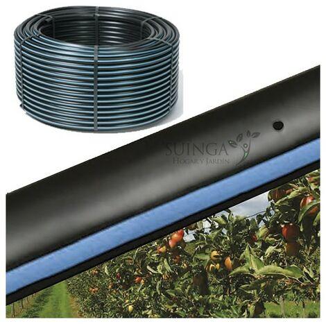 Tubo autocompensante 16mm a 50cm separación por gotero, bobina 400 metros