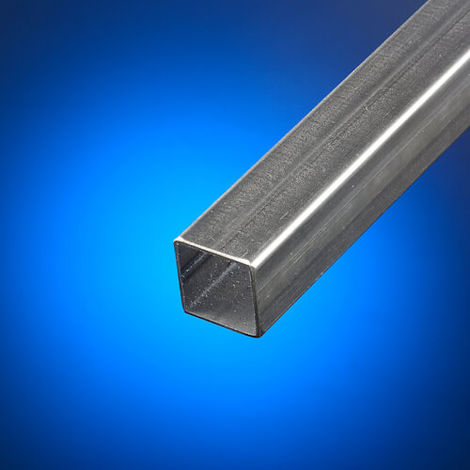 Tubo cuadrado acero 25x25 mm