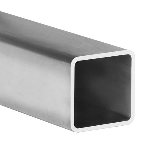 """main image of """"Tubo cuadrado de aluminio, acabado en anodizado mate y 1000 mm de largo. Ref. 9005.1515.63"""""""