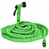 Tubo da giardino 20m estensibile fino a 60m per irrigazione 7 modi di spruzzo
