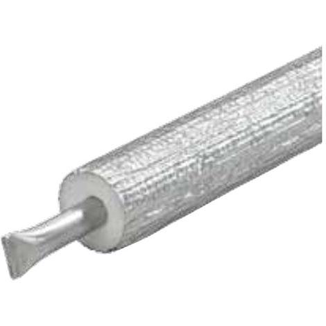 Tubo de bloque en aluminio Arnocanali diámetro 1/4 50 metros NTA0114