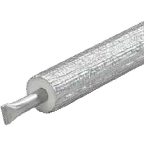 Tubo de bloque en aluminio Arnocanali diámetro de 3/8 m 50 NTA0238