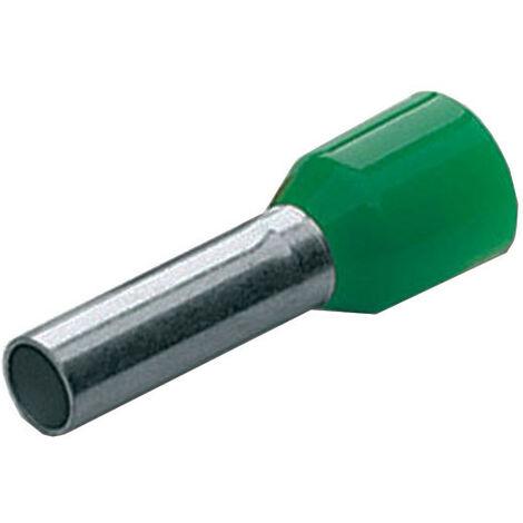 Tubo de Cembre terminal preisolato 50mmq 20mm piezas 50 PKC50020