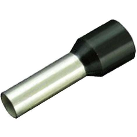 Tubo de Cembre terminal preisolato 6mmq 12mm piezas 100 PKC612