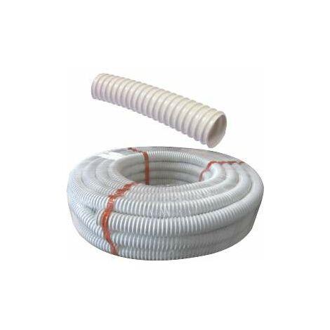Tubo de drenaje corrugado flexible de 40 mm de diámetro (por metro)