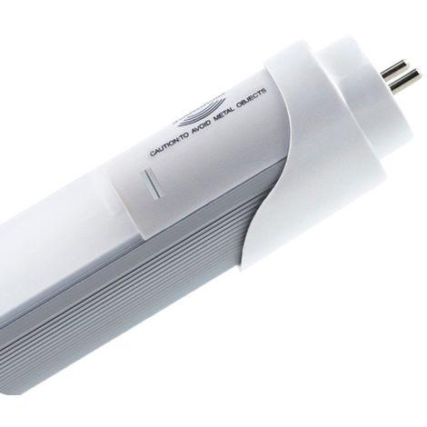 Tubo de LED T8 1500 mm 24W Con detector de Movimiento Radar il. Seguridad (Conexión 2 Laterales) Blanco Frío 6000K | IluminaShop