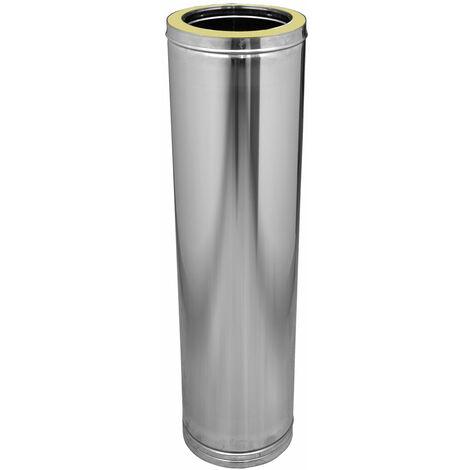 TUBO DP INOX DINAK 304 960X200MM