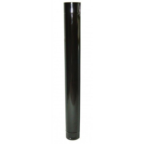 Tubo estufa 110mm a/esm ne theca