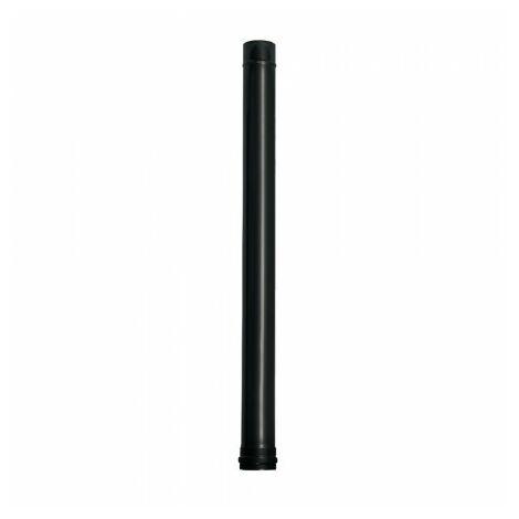 Tubo Estufa Pellet Vitrificado Ø80 mm 100 cm